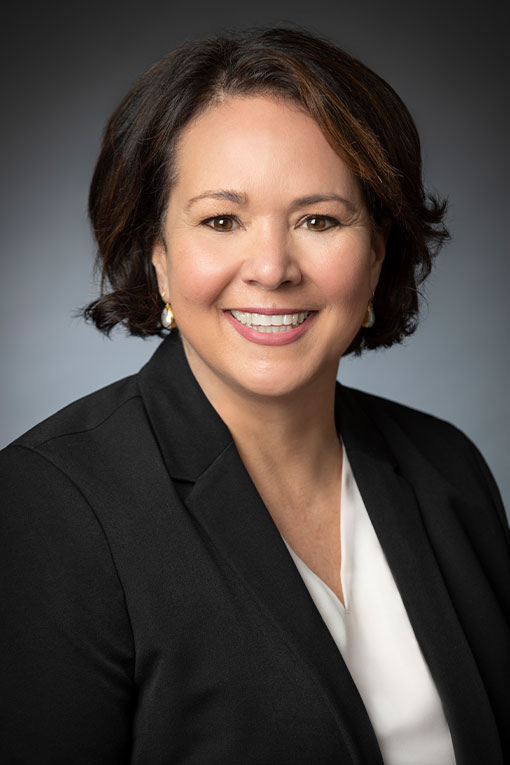 Cristina McQuistion | Vice President Chief Information Officer